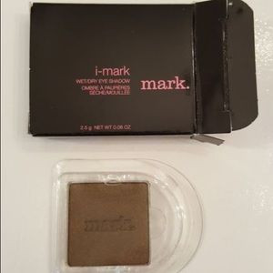 Avon i-Mark Wet Dry Eye Shadow, Color: Moss Satin